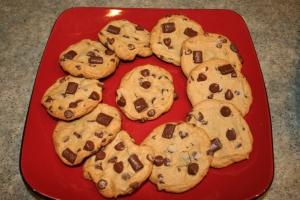 Nestle break n' bake cookies